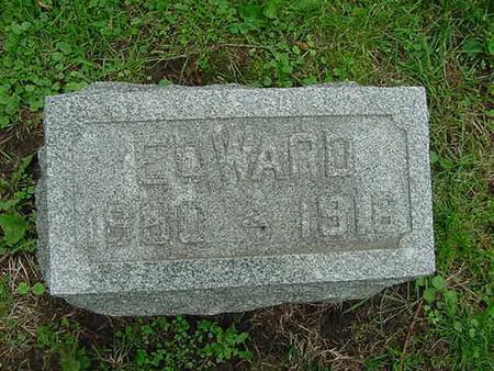 O'SHAUGHNESSY, EDWARD - Scott County, Iowa | EDWARD O'SHAUGHNESSY
