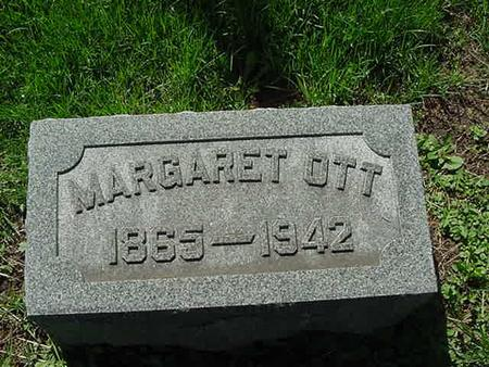 OTT, MARGARET - Scott County, Iowa | MARGARET OTT