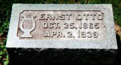 OTTO, ERNST - Scott County, Iowa | ERNST OTTO