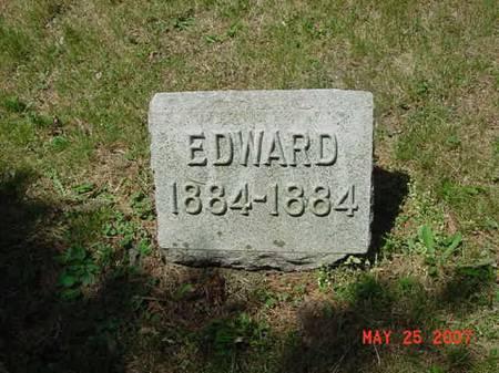 PAGEL, EDWARD - Scott County, Iowa | EDWARD PAGEL