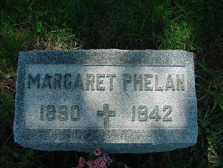 PHELAN, MARGARET - Scott County, Iowa | MARGARET PHELAN