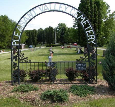 PLEASANT VALLEY, CEMETERY - Scott County, Iowa | CEMETERY PLEASANT VALLEY