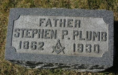 PLUMB, STEPHEN P. - Scott County, Iowa | STEPHEN P. PLUMB
