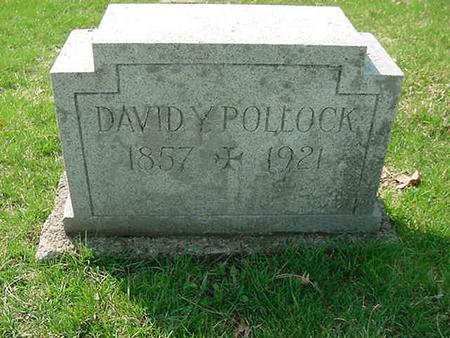 POLLOCK, DAVID Y - Scott County, Iowa | DAVID Y POLLOCK