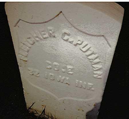 PUTMAN, FLETCHER C. - Scott County, Iowa | FLETCHER C. PUTMAN