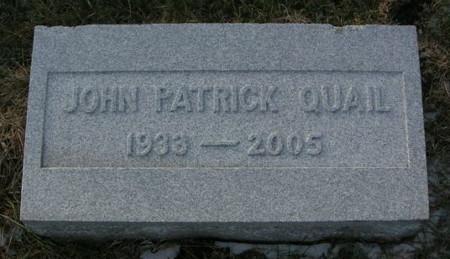 QUAIL, JOHN PATRICK - Scott County, Iowa | JOHN PATRICK QUAIL