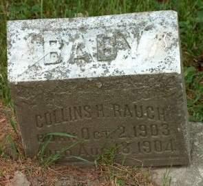 RAUCH, COLLINS H. - Scott County, Iowa | COLLINS H. RAUCH