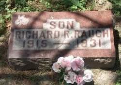 RAUCH, RICHARD RAY - Scott County, Iowa   RICHARD RAY RAUCH