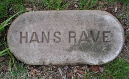 RAVE, HANS - Scott County, Iowa | HANS RAVE