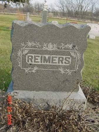 REIMERS, FAMILY - Scott County, Iowa | FAMILY REIMERS