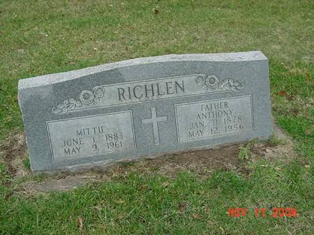 RICHLEN, MITTIE - Scott County, Iowa | MITTIE RICHLEN