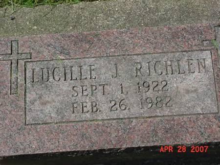 RICHLEN, LUCILLE J - Scott County, Iowa | LUCILLE J RICHLEN