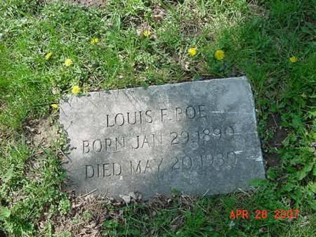 ROE, LOUIS F - Scott County, Iowa | LOUIS F ROE