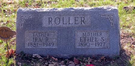 SUITER ROLLER, ETHEL BEATRICE - Scott County, Iowa | ETHEL BEATRICE SUITER ROLLER