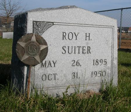 ROY, H. - Scott County, Iowa | H. ROY