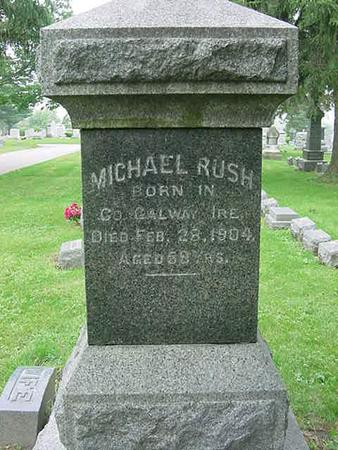 RUSH, MICHAEL - Scott County, Iowa | MICHAEL RUSH