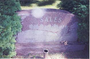 SALES, DONALD - Scott County, Iowa   DONALD SALES