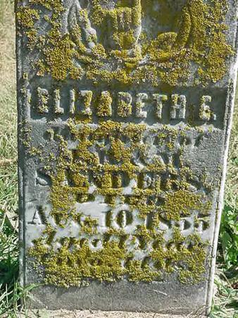 SANDERS, ELIZABETH E - Scott County, Iowa | ELIZABETH E SANDERS