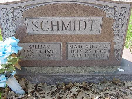 SCHMIDT, WILLIAM - Scott County, Iowa | WILLIAM SCHMIDT