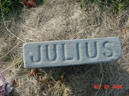 SCHNACKLOTH, JULIUS - Scott County, Iowa   JULIUS SCHNACKLOTH