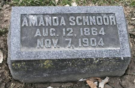 SCHNOOR, AMANDA - Scott County, Iowa | AMANDA SCHNOOR