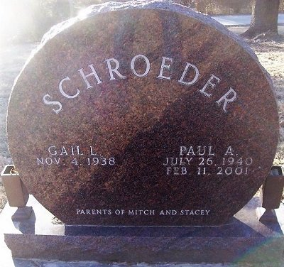 SCHROEDER, PAUL A. - Scott County, Iowa | PAUL A. SCHROEDER
