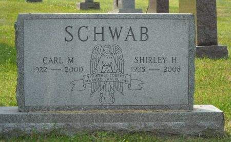 SCHWAB, CARL  M. - Scott County, Iowa | CARL  M. SCHWAB