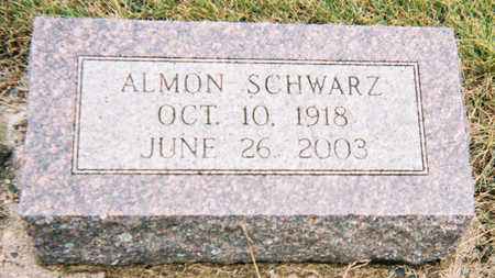 SCHWARZ, ALMON - Scott County, Iowa   ALMON SCHWARZ