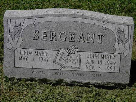 SERGEANT, JOHN MEYER - Scott County, Iowa | JOHN MEYER SERGEANT