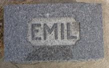 SINDT, EMIL - Scott County, Iowa   EMIL SINDT