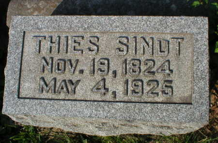 SINDT, THIES - Scott County, Iowa | THIES SINDT
