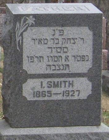 SMITH, I. - Scott County, Iowa   I. SMITH