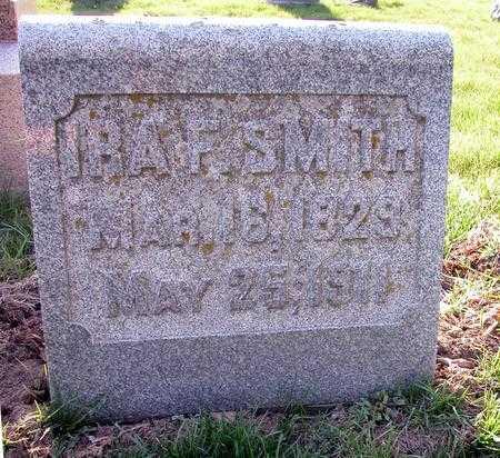 SMITH, IRA F. 2ND - Scott County, Iowa | IRA F. 2ND SMITH