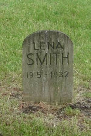 SMITH, LENA - Scott County, Iowa   LENA SMITH