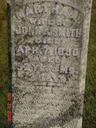 SMITH, MARTHA A - Scott County, Iowa | MARTHA A SMITH