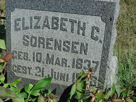SORENSEN, ELIZABETH C - Scott County, Iowa | ELIZABETH C SORENSEN