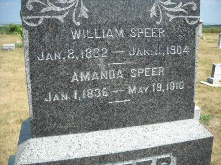 SPEER, AMANDA - Scott County, Iowa   AMANDA SPEER