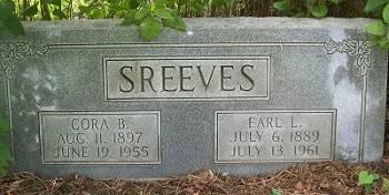 SREEVES, EARL LAWRENCE - Scott County, Iowa   EARL LAWRENCE SREEVES