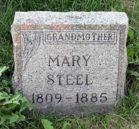 DANFORTH STEEL, MARY - Scott County, Iowa | MARY DANFORTH STEEL