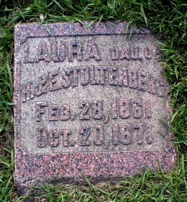 STOLTENBERG, LAURA - Scott County, Iowa | LAURA STOLTENBERG