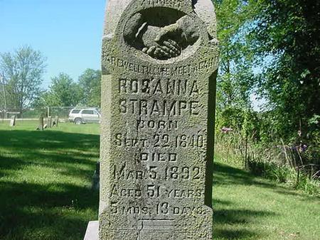 STRAMPE, ROSANNA - Scott County, Iowa | ROSANNA STRAMPE
