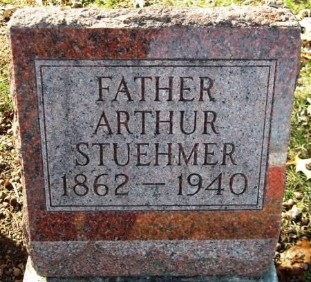 STUEHMER, ARTHUR - Scott County, Iowa | ARTHUR STUEHMER