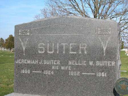 SUITER, NELLIE W. - Scott County, Iowa | NELLIE W. SUITER