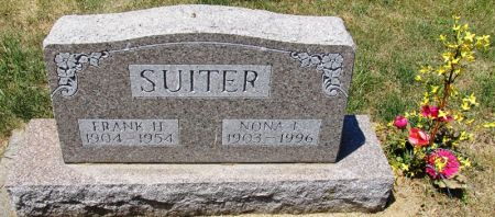 SUITER, NONA LOUSIE - Scott County, Iowa | NONA LOUSIE SUITER