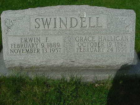SWINDELL, ERWIN F - Scott County, Iowa | ERWIN F SWINDELL