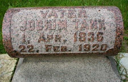 TANK, JOCHIM - Scott County, Iowa   JOCHIM TANK