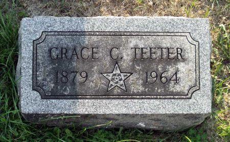 TEETER, GRACE C. - Scott County, Iowa | GRACE C. TEETER