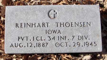 THOENSEN, REINHART - Scott County, Iowa | REINHART THOENSEN