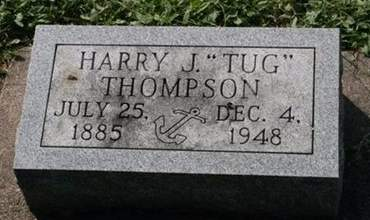 THOMPSON, HARRY J. - Scott County, Iowa | HARRY J. THOMPSON