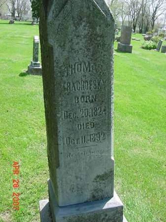 TRACHOFSKY, THOMAS - Scott County, Iowa | THOMAS TRACHOFSKY
